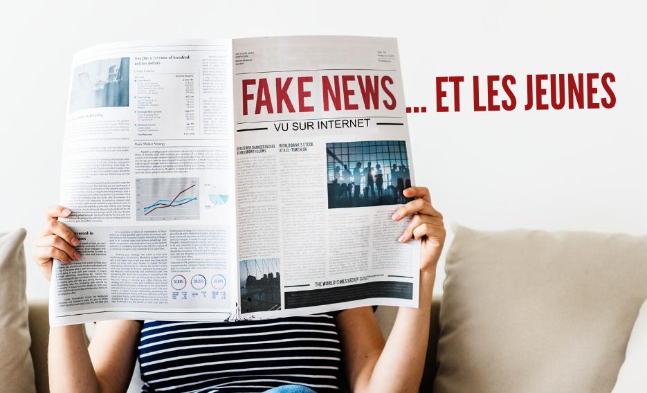 Webinaire : les fakes news et les jeunes