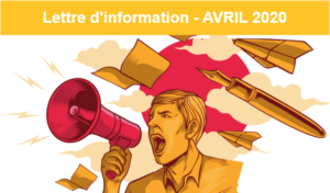 Newsletter n°1 - Avril 2020