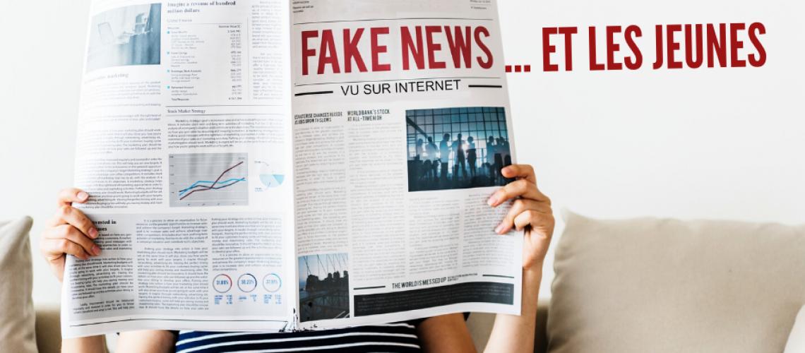 Les fake news et l'éducation aux médias chez les jeunes (1)